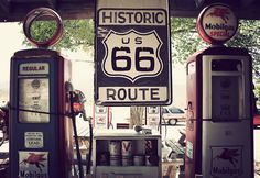 Old Gas station, Arizona
