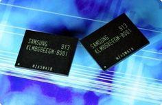 Apple reduz encomendas de memorias da Samsung