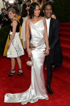Met Ball Costume Institute Gala 2014 Red Carpet   Harper's Bazaar