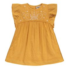 Bettina Embroidered Dress-product