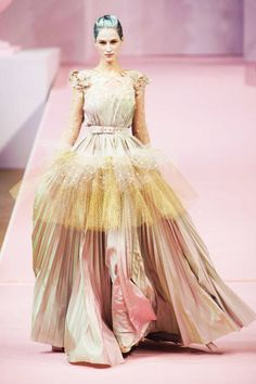 Alexis Mabille Spring 2013 Couture