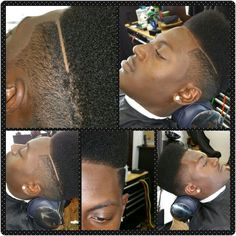 Flat Top with a Part