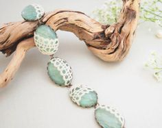 Vintage Lace jewelry Idea