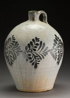 Michael Kline takes my breath away with his brushstrokes! Voluptuous form with understated surface. Michael has an etsy shop and and hosts online kiln openings a few times a year.