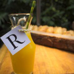 Jugo de naranja - Global Customer Appreciation Week 2016 #Orange #Bambu #RenHotels