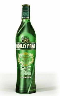 Vermouth: Noilly Prat (dry)