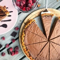 čokoládový cheesecake Cake Recept, Cheesecakes, Food And Drink, Pie, Healthy Recipes, Snacks, Cooking, Sweet, Desserts