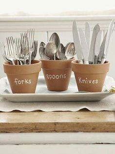 Cutlery holders
