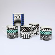 5 | These Memphis-Inspired House Goods Are A Nostalgic Nod To The '80s | Co.Design | business + design