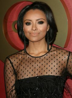 "Kat Graham of ""Vampire Diaries"" Channels the Flapper Era, Like Her Look? 