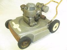 1000 images about old lawnmowers on pinterest lawn for Volunteer motors clinton hwy