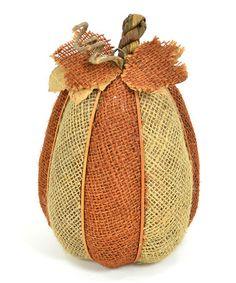 Look at this #zulilyfind! Hemp Pumpkin by Fantastic Craft #zulilyfinds