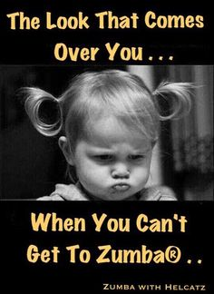 Never have to worry about that with Fuzion Fitness! Yay! *breaks out dancing*
