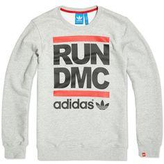 RUN DMC x adidas Originals Apparel Collection