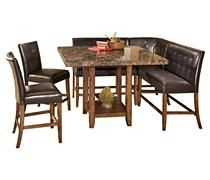 Lacey Counter Height Dining Table