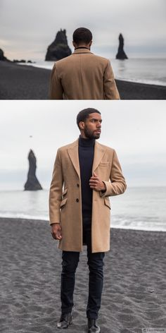 0333ad3d80 Les 13 meilleures images de wool coat mens | Man fashion, Male ...