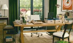 Amanda's office in the movie The Holiday - architect Wallace Neff built the Pasadena house for himself in the 1920's.