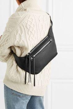Rag & Bone - Ellis Large Textured-leather Belt Bag