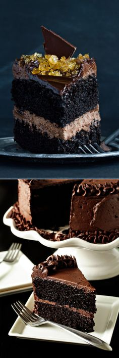 The Best Chocolate Cake | My Baking Addiction