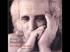La mort des amants (Charles Baudelaire, in Les Fleurs du mal) - Léo  Ferré