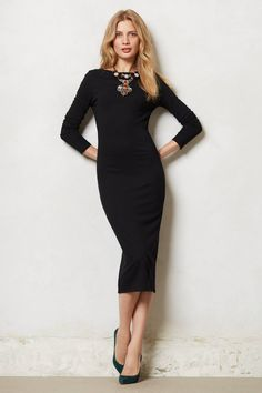 Sera Pencil Dress - anthropologie.com