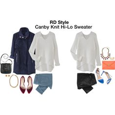 """""""March Fix"""" as long as it's not too short in the front this is a great sweater. love it in white too"""