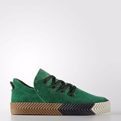 8d7b75b9625 ADIDAS ORIGINALS BY AW SKATE SHOES x GREEN x UK 4.5 M   US 6 W UNISEX  BY8907. The adidas Originals and Alexander Wang ...
