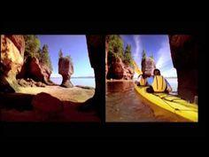 La baie de Fundy et les marées   Tourisme Nouveau-Brunswick Canada