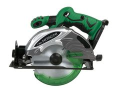 Hitachi C18DLP4 18-Volt Lithium Ion 6-1/2-Inch Circular Saw (Tool Only, no Battery) Was: $210.00 Now: $84.99