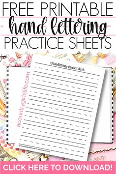 Calligraphy Practice Sheets Free, Handwriting Practice Sheets, Calligraphy Worksheet, Hand Lettering Practice, Learn Calligraphy, Brush Lettering, Handwriting Alphabet, Calligraphy Templates, Calligraphy Lessons