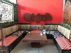 Pallet U Shaped Sofa Ideas