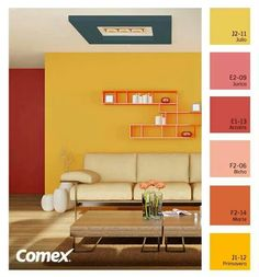 44 Ideas Exterior Home Colors Indian Wall Paint Colors, Paint Colors For Home, House Colors, Living Room Colors, Bedroom Colors, House Paint Interior, Interior Design, Wall Paint Colour Combination, House Color Palettes
