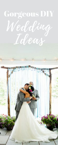DIY Wedding Ideas for Table Setup, Decoration and so much more!