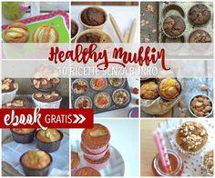 10 ricette di muffin senza burro