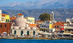 Crete is the biggest of the Greek islands, and the most southerly too - making for mild weathers and out-of-season sunshine. Angela Epstein finds history and food in the middle of the Med.
