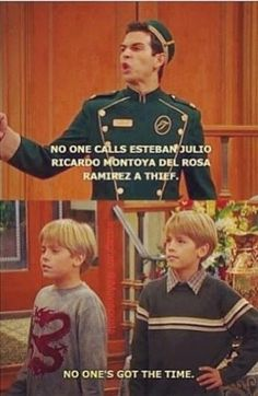 Suite Life of Zack and Cody! :D