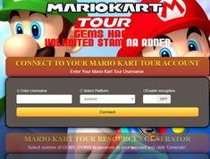 mario kart tour schnell ticket