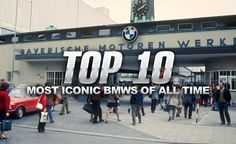 Here Are The Top 10 Most Iconic BMW Models of All Time: http://www.autoguide.com/auto-news/2016/08/top-10-most-iconic-bmw-models-of-all-time.html