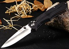 Just US$14.10, buy Enlan EL02 Axis Lock Folding Knife online shopping at GearBest.com Mobile.