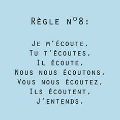 written Very Best Quotes, Favorite Quotes, Take A Smile, French For Beginners, French Verbs, Say Something Nice, Food For Thought, Cool Words, Quotations