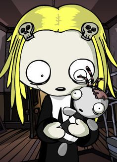 cute little dead girl | Lenore: The cute little dead girl FANDUB LATINO | ShuichiFD
