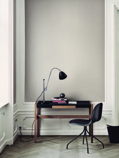 A good desk lamp combines three things - a diffused lighting effect that isn't tiring on the eyes (not too bright and not too dim), ease of use and adjustability to suit the context, and an aesthetic sensibility that compliments your interior style.