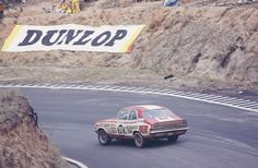 Peter Brock in his HDT LJ Torana GTR XU-1 on the way to his first win at Mount Panorama, Bathurst in 1972