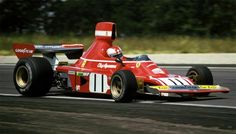 The car today is: <BR> *** FERRARI 312B3 (1974) *** <BR> * Official Team <BR> * Engine: Ferrari F12 <BR> 3.0 * Tires: Goodyear <BR > <BR> * Pilot: Clay Regazzoni (Switzerland) <BR> * Circuit Dijon (France) <BR> After years in obscurity walking in the intermediate squad, where good results were always something unexpected, the Italians at Ferrari 1973 initiated a reaction in order to break the consolidated field of English teams like Lotus, Tyrrell, Brabham and McLaren. <BR> Yet in 1973 the…