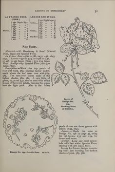 ru / Фото - A treatise on embroidery, crochet and - Kalla Brazilian Embroidery Stitches, Types Of Embroidery, Hand Embroidery Stitches, Cross Stitch Embroidery, Embroidery Patterns, Cutwork Embroidery, Vintage Embroidery, Hand Craft Work, Thread Painting
