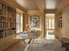 Cambridge Addition. Architect: Hacin + Associates / Interior Design: Hacin + Associates / Builder: F. H. Perry / Photography: Michael Stavaridis. See KR+H's blog post on this project: http://www.cabinetmakers.com/blog/2012/08/cambridge-addition-a-look-inside/