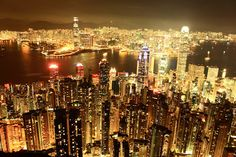 Hong Kong Nightscapes, an incredible shot, no wonder has been awarded the Flickr Award! | by Leo Sin  Flickr - Photo Sharing!