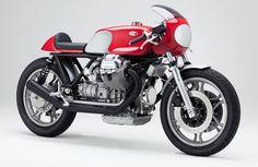 Stunning modern / vintage racer