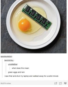 21 Tumblr Posts About Eggs That Are So Weird, They're Actually Funny