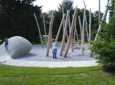 Tilts on the Playground, Kukuk, 2004-2014 - Playscapes